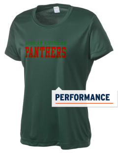 African American Academy Panthers Women's Competitor Performance T-Shirt