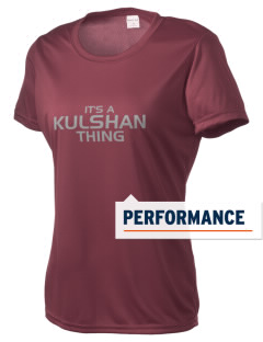 Kulshan Middle School Thunderbirds Women's Competitor Performance T-Shirt