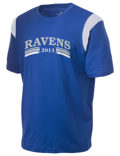 Auburn Riverside High School Ravens Holloway Men's Rush T-Shirt