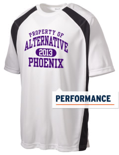 Alternative Academy Phoenix Men's Dry Zone Colorblock T-Shirt