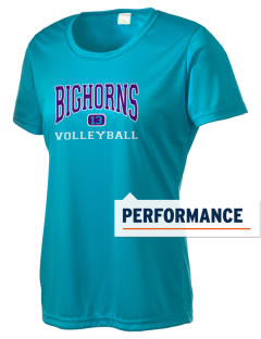 James Workman Middle School Bighorns Women's Competitor Performance T-Shirt