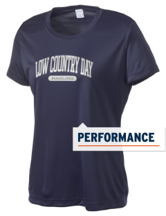 Low Country Day School Marlins Women's Competitor Performance T-Shirt