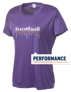 Midland Community Middle School Bobcats Women's Competitor Performance T-Shirt