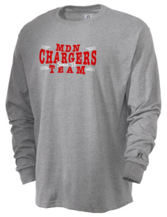 Mater Dei School Nativity School Chargers  Russell Men's Long Sleeve T-Shirt