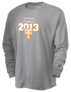 Polytechnic School Panthers  Russell Men's Long Sleeve T-Shirt