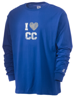 Calvary Christian School Eagles  Russell Men's Long Sleeve T-Shirt