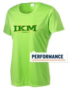 IKM Middle School Hawks Women's Competitor Performance T-Shirt