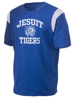 Jesuit High School Tigers Holloway Men's Rush T-Shirt