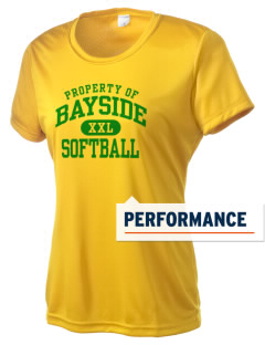 Bayside Community Day School Trojans Women's Competitor Performance T-Shirt