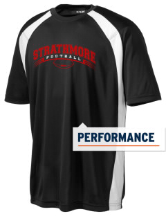 Strathmore Middle School Strathmore Bulldogs Men's Dry Zone Colorblock T-Shirt
