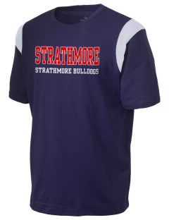 Strathmore Middle School Strathmore Bulldogs Holloway Men's Rush T-Shirt