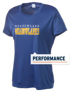 Meadowlark Elementary School Meadowlarks Women's Competitor Performance T-Shirt