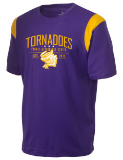 Purvis Attendance Center tornadoes Holloway Men's Rush T-Shirt