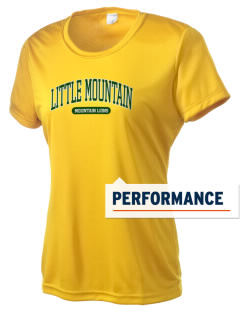 Little Mountain Elementary School Mountain Lions Women's Competitor Performance T-Shirt