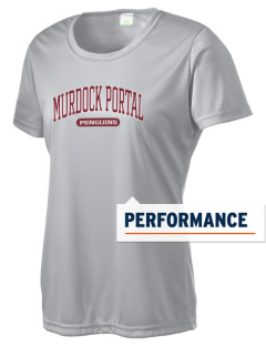 Murdock Portal Elementary School Penguins Women's Competitor Performance T-Shirt