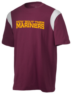 Fisher's Landing Elementary School Mariners Holloway Men's Rush T-Shirt