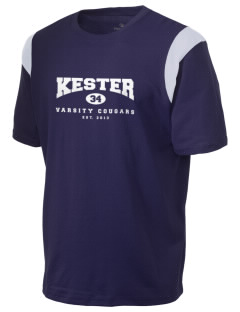 Kester School Cougars Holloway Men's Rush T-Shirt
