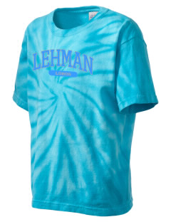 Lehman High School Lobos Kid's Tie-Dye T-Shirt