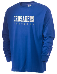 McCabe Elementary School Crusaders  Russell Men's Long Sleeve T-Shirt