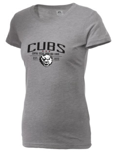 Central Kitsap Junior High School Cubs  Russell Women's Campus T-Shirt