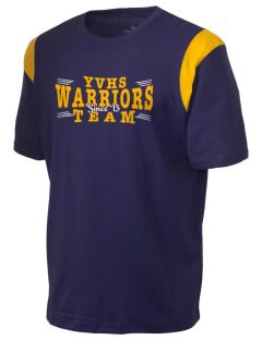 Ygnacio Valley High School Warriors Holloway Men's Rush T-Shirt