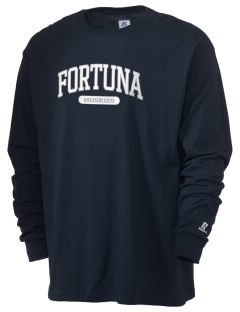 Fortuna Union High School Huskies  Russell Men's Long Sleeve T-Shirt
