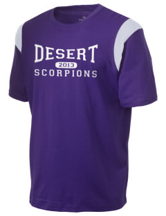Desert High School Scorpions Holloway Men's Rush T-Shirt