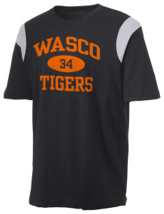 Wasco High School Tigers Holloway Men's Rush T-Shirt