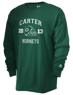 Carter High School Hornets  Russell Men's Long Sleeve T-Shirt