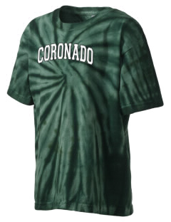 Coronado High School Islanders Kid's Tie-Dye T-Shirt