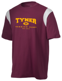 Tyner Academy Rams Holloway Men's Rush T-Shirt