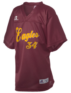 Niceville High School Eagles Russell Kid's Replica Football Jersey