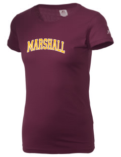 Marshall High School Commandos  Russell Women's Campus T-Shirt