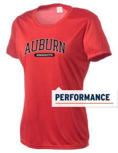 Auburn High School Knights Women's Competitor Performance T-Shirt