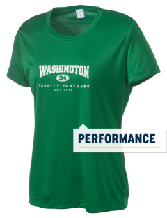 Washington High School Panthers Women's Competitor Performance T-Shirt
