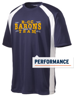 Bethesda-Chevy Chase High School Barons Men's Dry Zone Colorblock T-Shirt