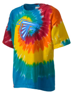 Walt Whitman High School Vikings Kid's Tie-Dye T-Shirt