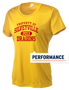 Silveyville Primary School Dragons Women's Competitor Performance T-Shirt