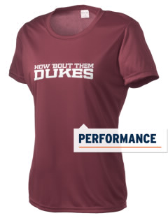 Wellington High School Dukes Women's Competitor Performance T-Shirt