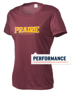 Prairie High School Falcons Women's Competitor Performance T-Shirt