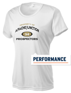 Apache Junction High School Prospectors Women's Competitor Performance T-Shirt