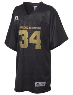 Apache Junction High School Prospectors Russell Kid's Replica Football Jersey