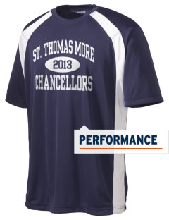 St. Thomas More School Chancellors Men's Dry Zone Colorblock T-Shirt