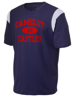 Camelot School Castles Holloway Men's Rush T-Shirt