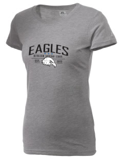 Bethlehem Lutheran School Eagles  Russell Women's Campus T-Shirt
