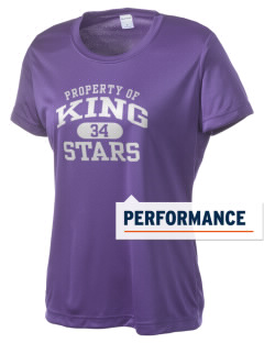 Martin Luther King Elementary School Stars Women's Competitor Performance T-Shirt