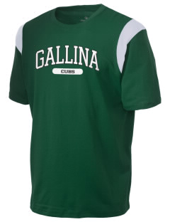 Gallina Elementary School Rangers Holloway Men's Rush T-Shirt