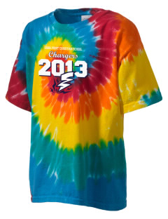 Dana Point Christian School Chargers Kid's Tie-Dye T-Shirt