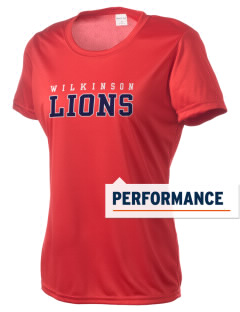 Wilkinson School Lions Women's Competitor Performance T-Shirt