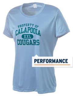 Calapooia Middle School Cougars Women's Competitor Performance T-Shirt